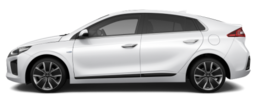565 ioniq Polar White mudelipilt
